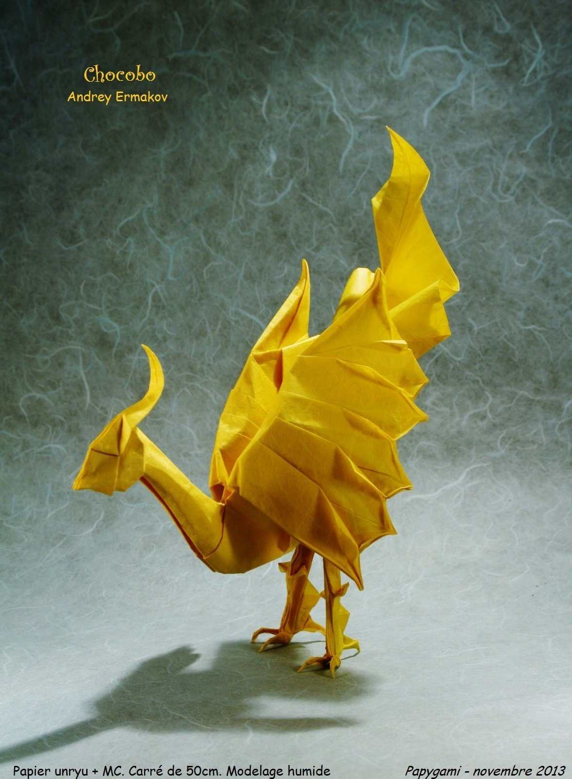 Chocobo from Final Fantasy