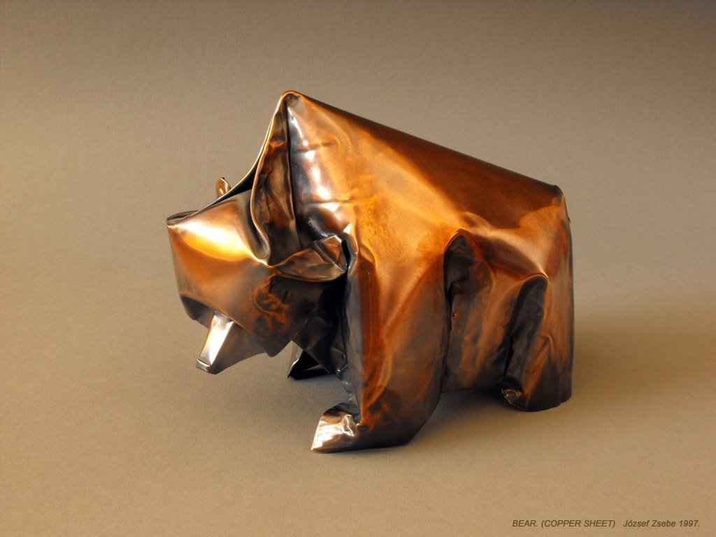 Copper Bear