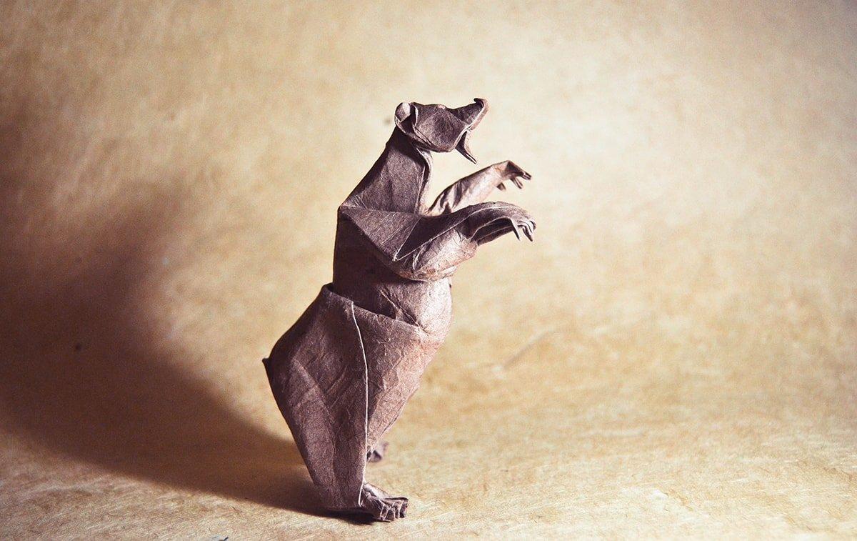 Ferocious Bear