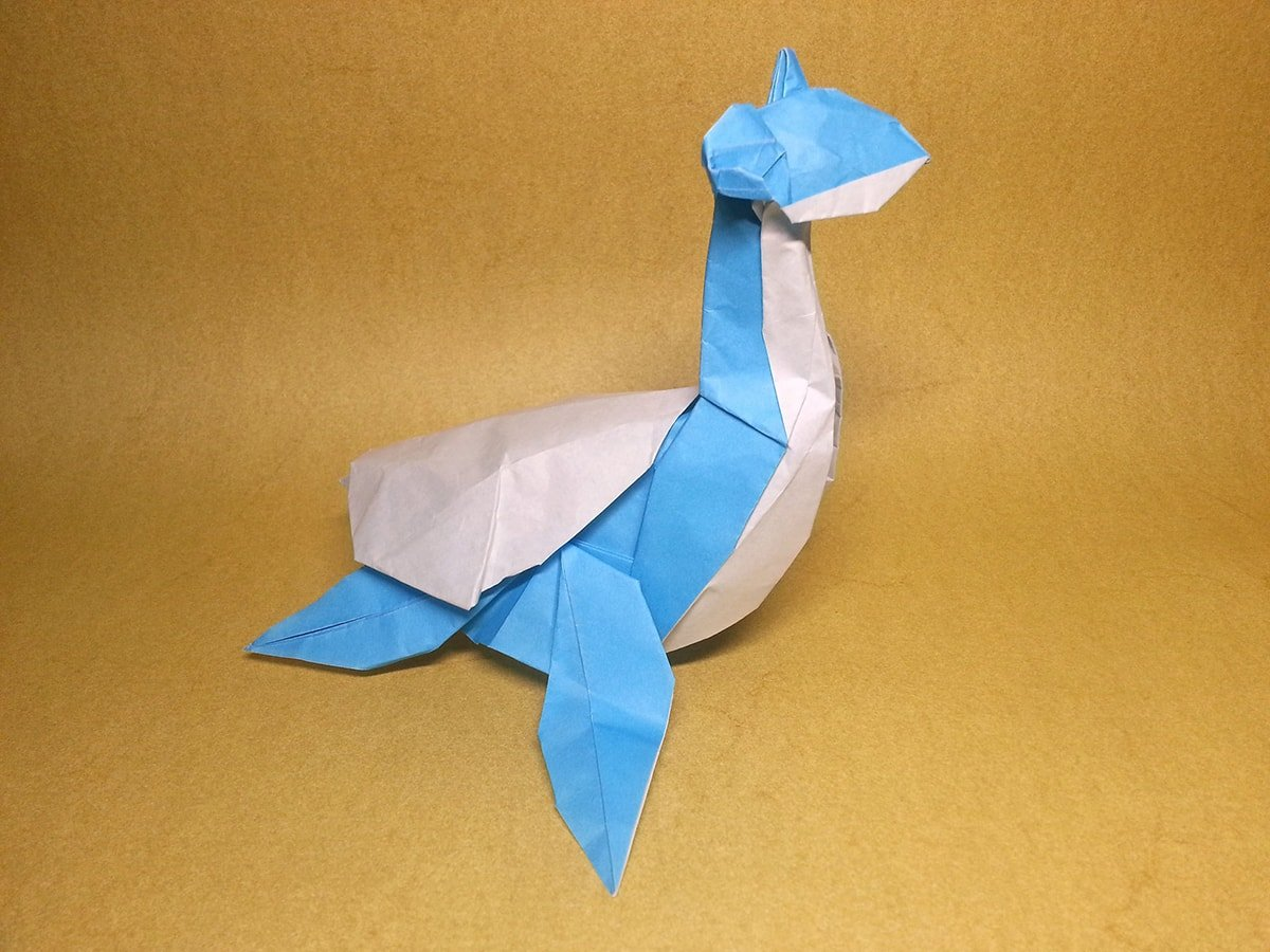 Lapras from Pokemon