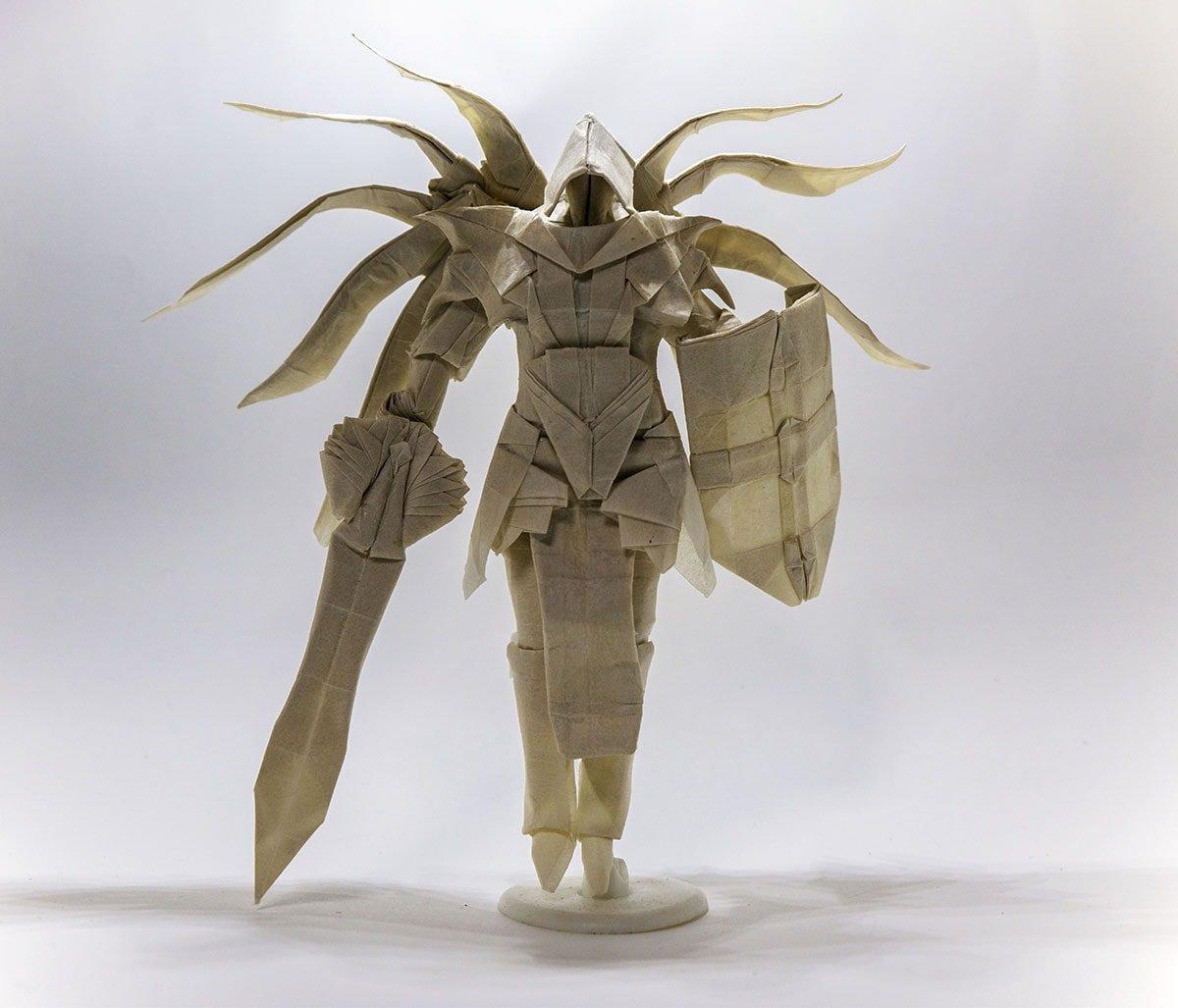 Tyrael from Diablo