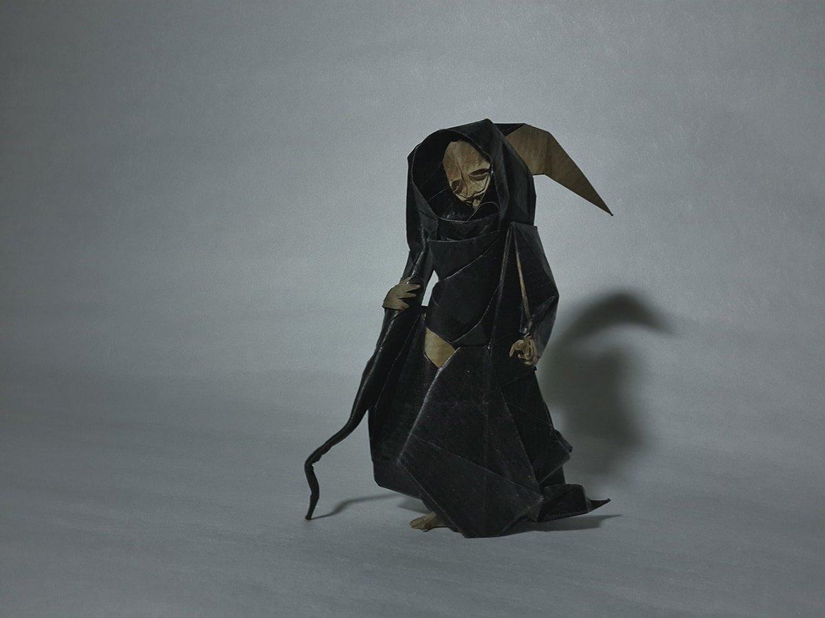 Grim Reaper by Miyamoto Chuya