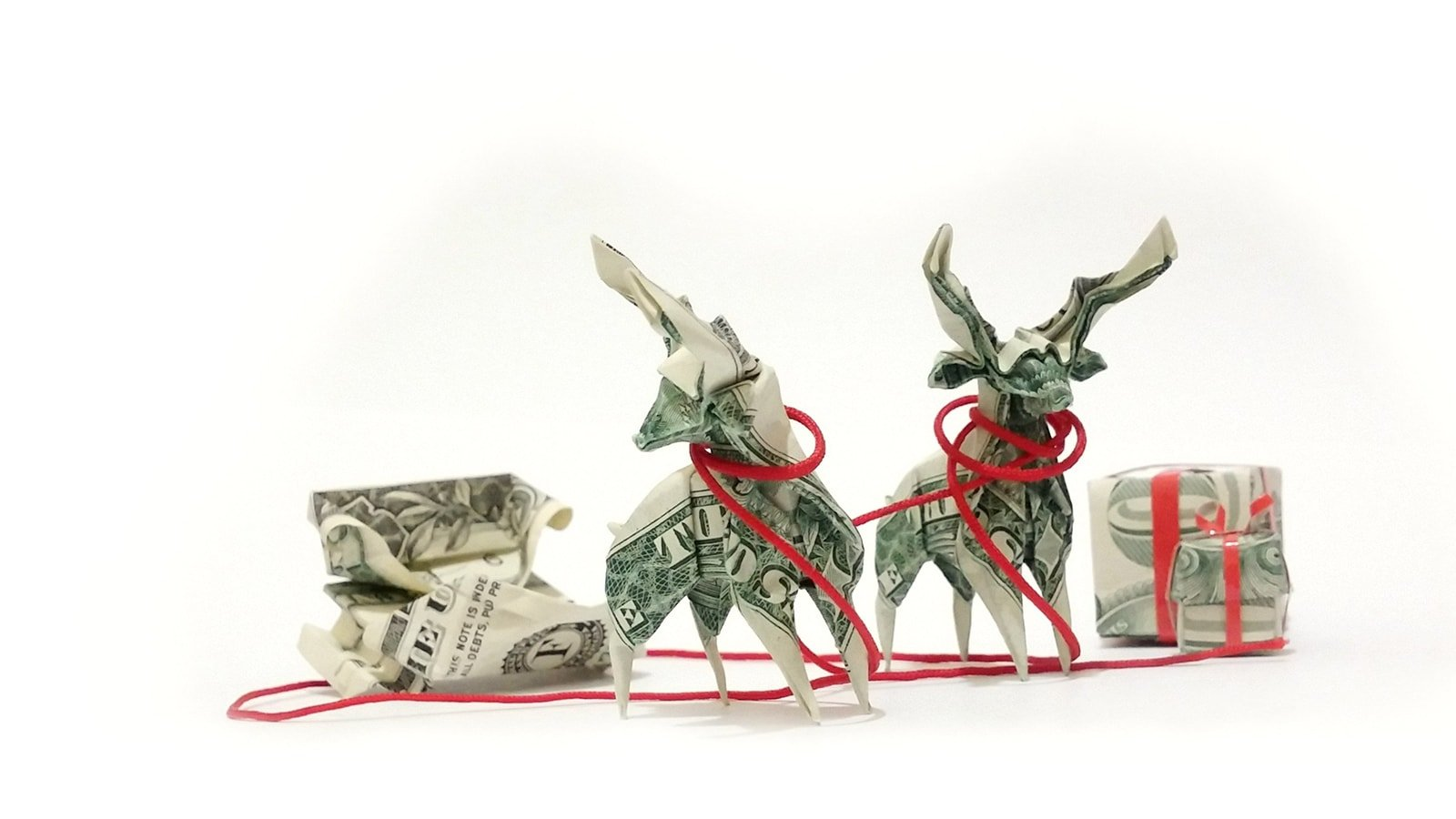 Christmas Origami