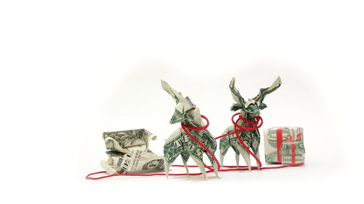 Money Reindeer
