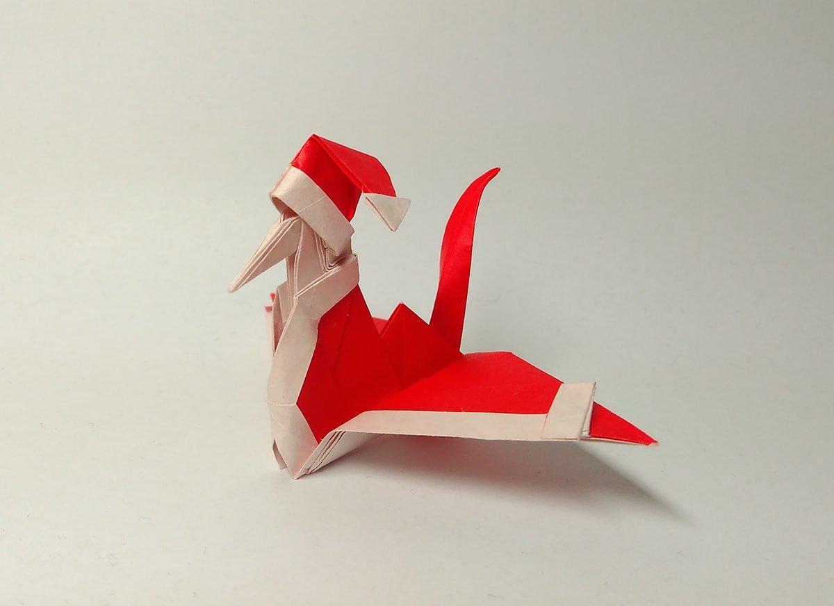Santa Crane