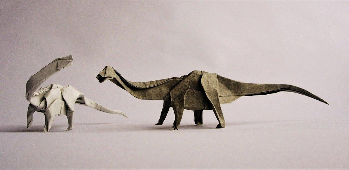 Barosaurus by Maxi Purewal