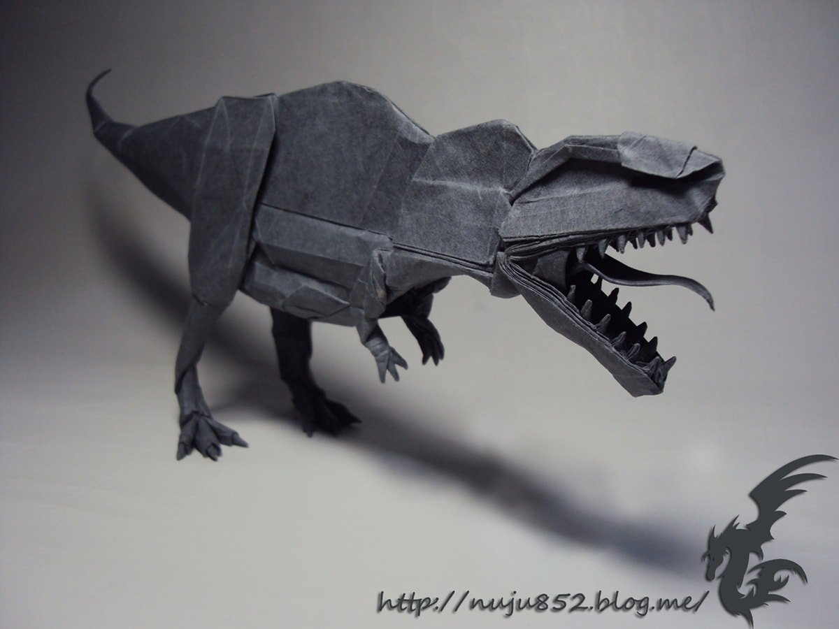 Gigantosaurus by Ji Woo Han