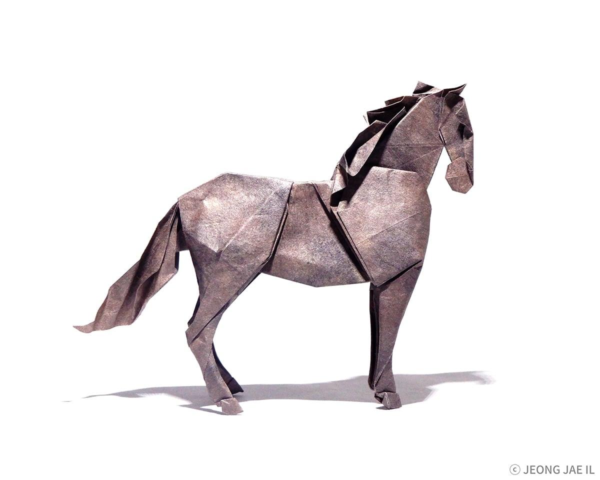 Horse bu Jaeil Jeong