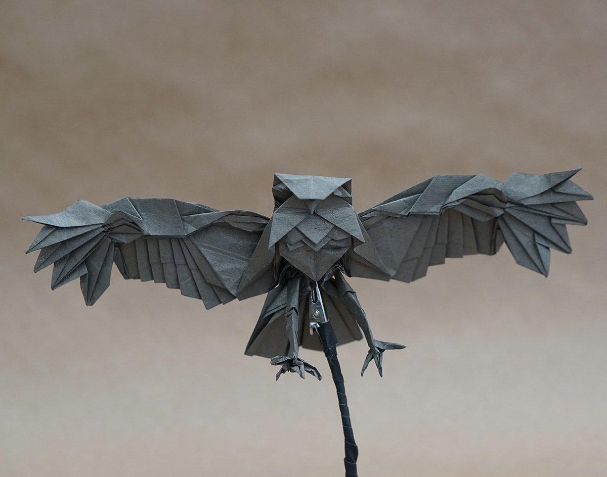 Blakiston's Fish Owl by Boice Wong
