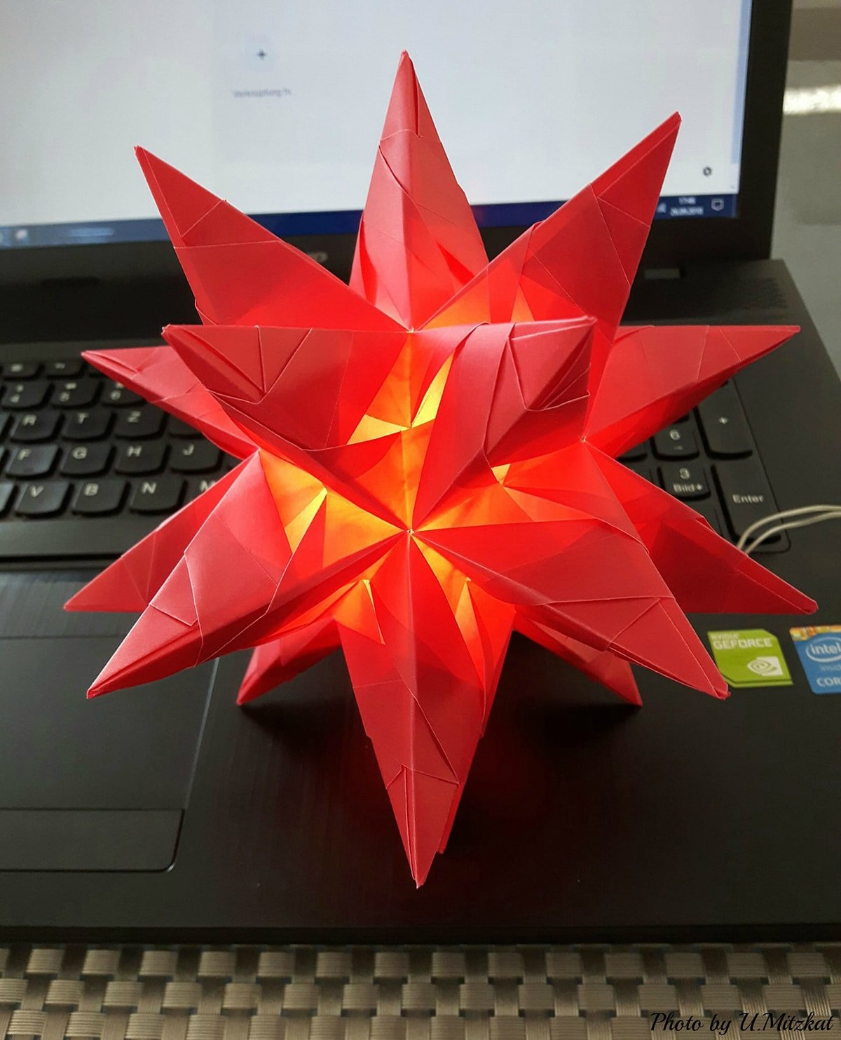 Bascetta Star with Light