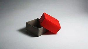 Paper Masu Box
